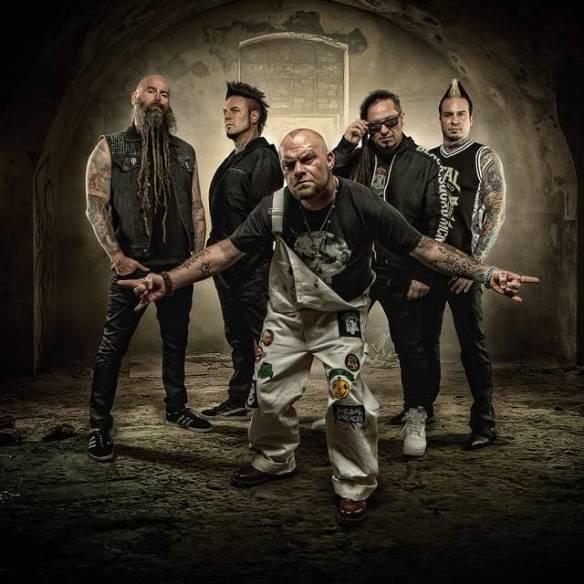 Five Finger Death Punch - Band