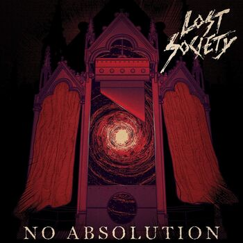 Lost Society - Cover