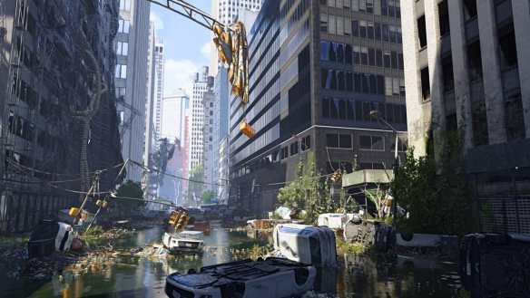 Die Straßen von New York werden erneut zum Schlachtfeld.