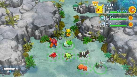 Pokémon Mystery Dungeon: Retterteam DX erscheint am 8. März 2020.