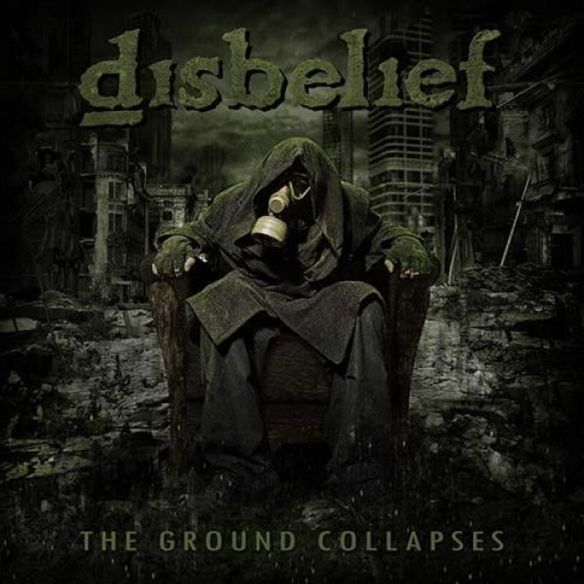 Disbelief - Cover