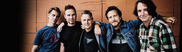 Pearl Jam - Banner