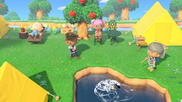 Animal Crossing: New Horizons ist seit dem 20. März für Nintendo Switch verfügbar.
