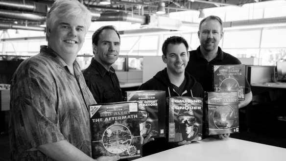Das Entwickler-Team hat teilweise auch an den originalen Titeln mitgewirkt.