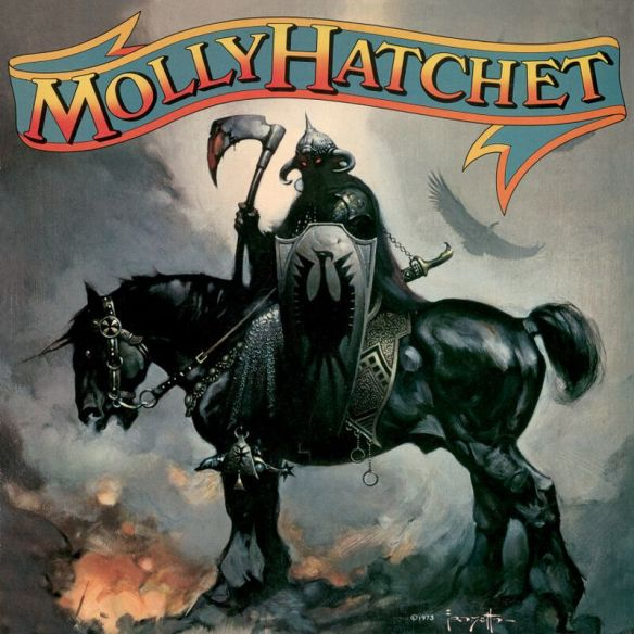 Molly Hatchet - Cover