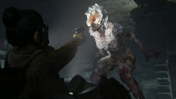 In The Last of Us 2 sind die Infizierten noch immer eine Gefahr.
