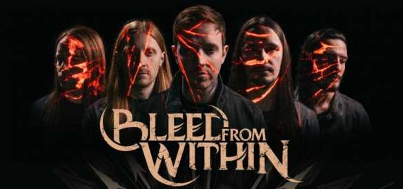 Bleed From Within - Banner