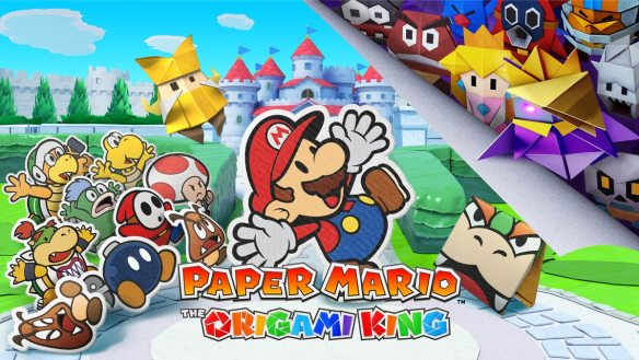 Paper Mario: The Origami King erscheint am 17. Juli.