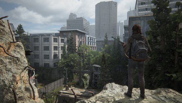 The Last of Us Part II ist ein wahres Brett.