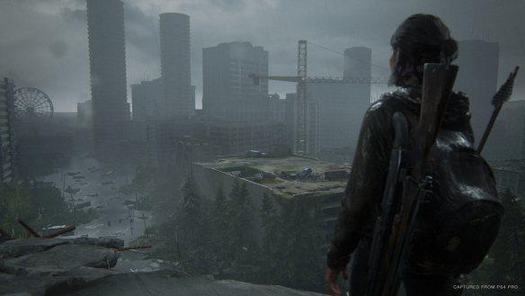 The Last of Us Part II ist bedrohlich und düster.