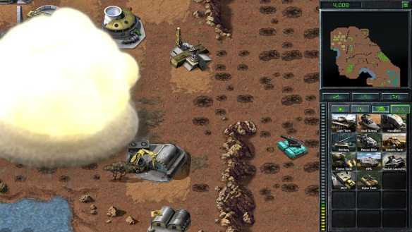 Command & Conquer Remastered Collection - free to mod!