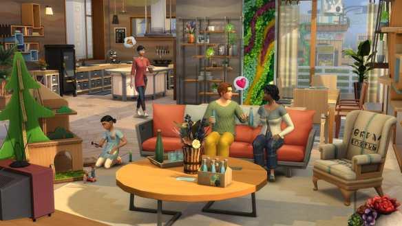 Beziehungen zu anderen Sims bleiben weiter besonders wichtig.