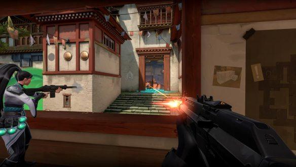 Valorant ist der neue kostenlose Shooter von Riot Games.