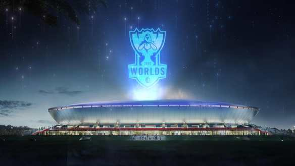 Die League of Legends WM 2020 startet am 25. September.