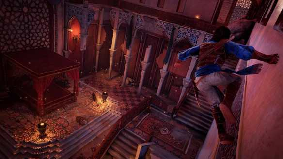 Prince of Persia: The Sands of Time Remake erscheint am 21. Januar 2021.