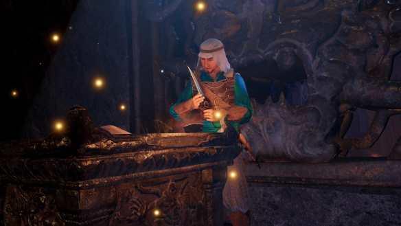 Das Spiel erscheint für PlayStation 4, Xbox One und PC - eine Next Gen-Kompabilität ist noch nicht bestätigt.