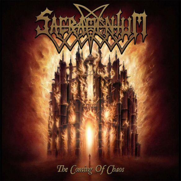 Sacramentum - Cover