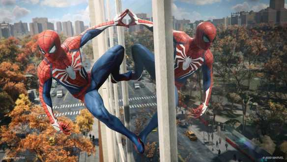 Marvel's Spider-Man bekommt mit dem nächsten Titel ein komplettes Remaster.
