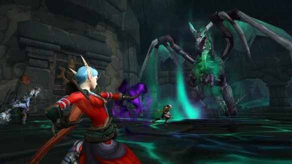 Der Prepatch zu World of Warcraft: Shadowlands ist schon einmal live.
