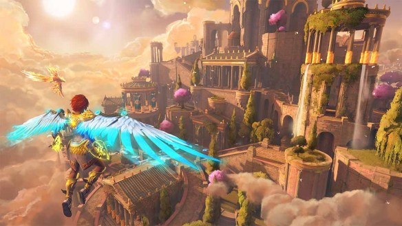 Immortals Fenyx Rising ist ein klasse Spiel.
