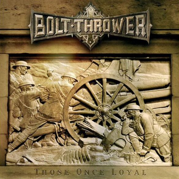 Bolt Thrower - Cover