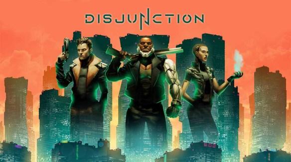 Disjunction erscheint am 28. Januar.