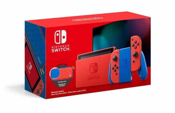 Auch die Mario Switch-Edition erscheint am 12. Februar.