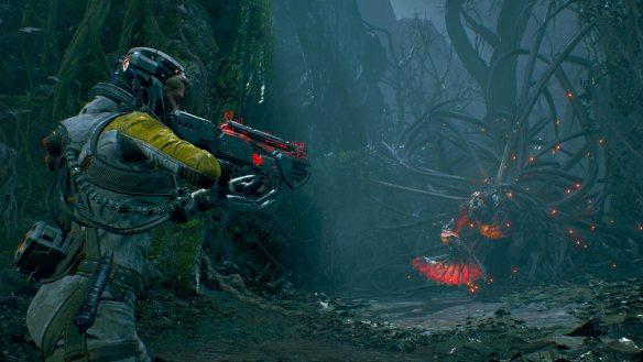 Returnal erscheint am 19. März exklusiv für die PlayStation 5.