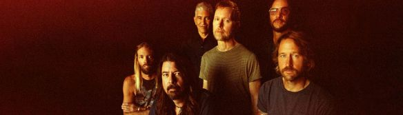 Foo Fighters - Banner