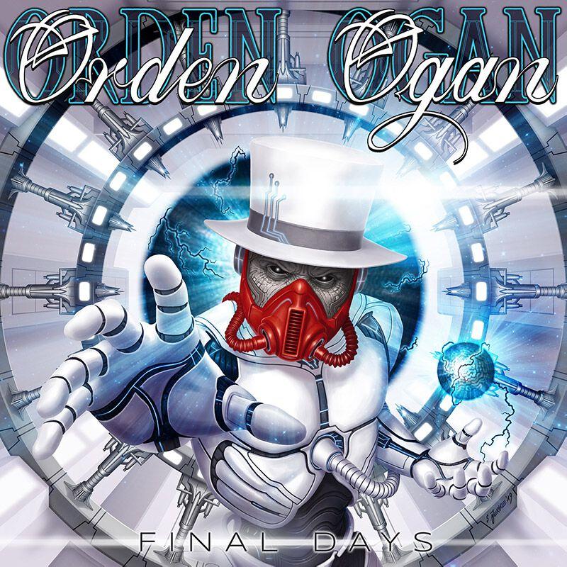 Orden Organ - Cover