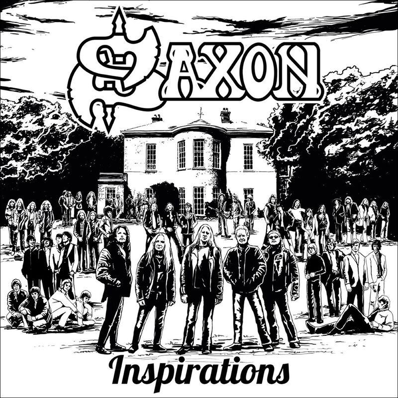 Saxon - Cover