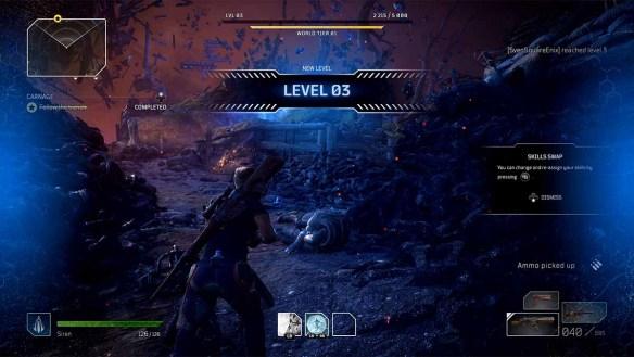 In der Outriders-Demo können wir das gesamte erste Kapitel spielen.