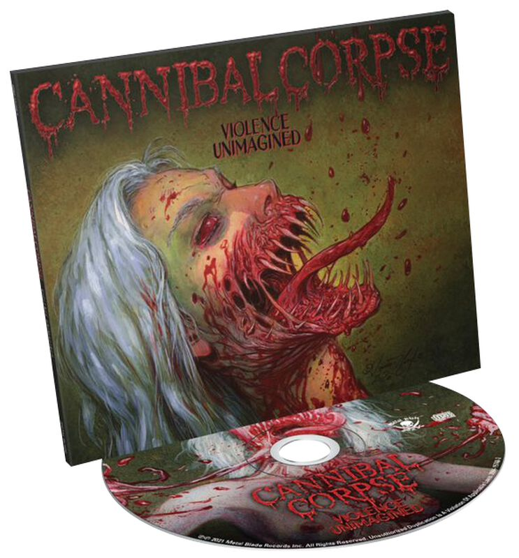 Cannibal Corpse - Cover