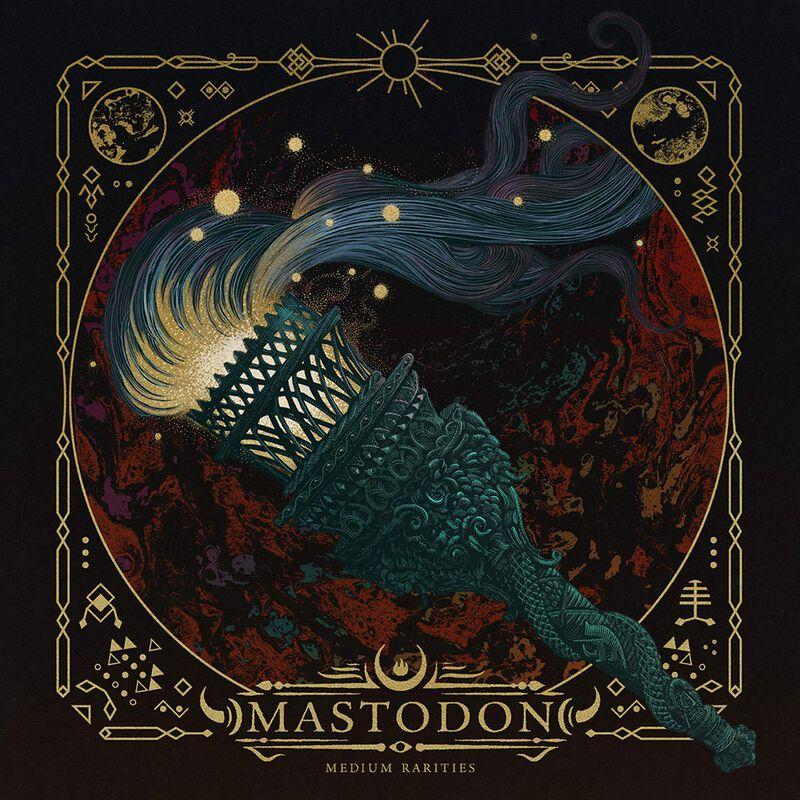 Mastodon - Cover