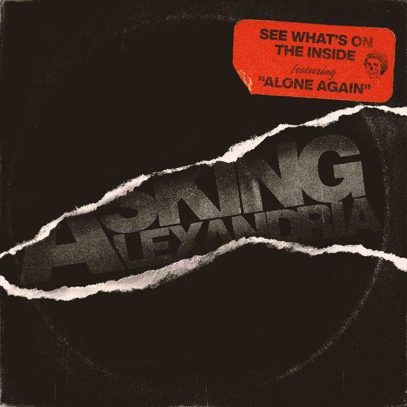 Asking Alexandria - Cover