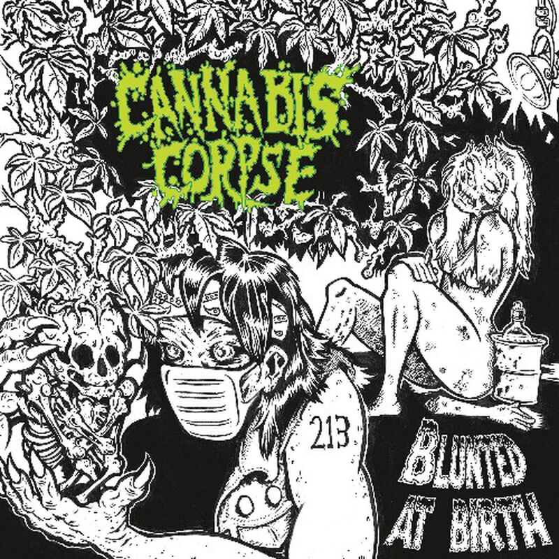 Cannabis Corpse - Cover