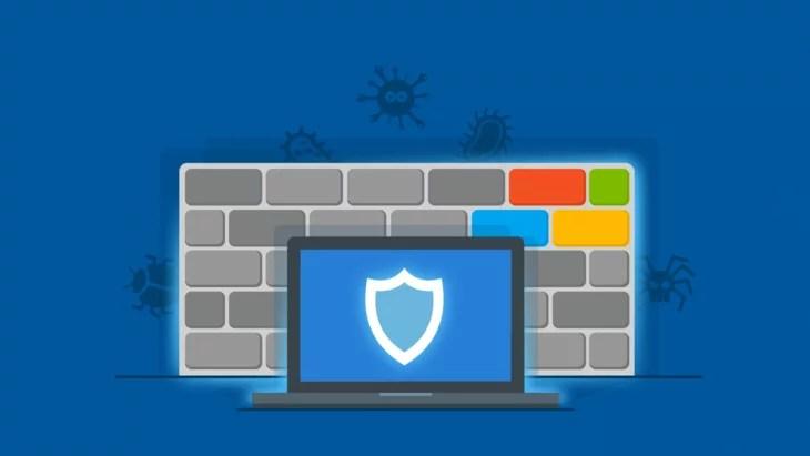 emsisoft and windows firewall