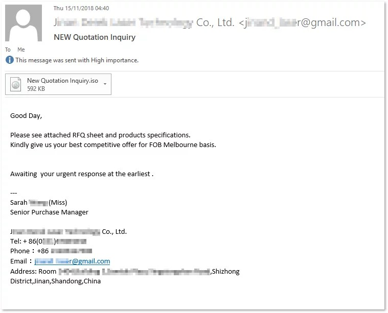 Beware: New wave of malware spreads via ISO file email attachments | Emsisoft | Security Blog