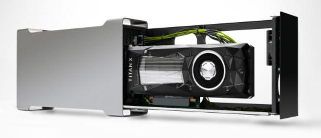 Nvidia veut améliorer la production de solutions graphiques externes
