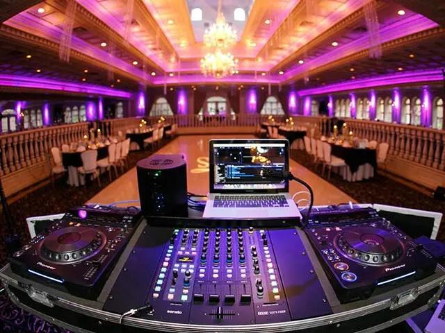 A Wedding DJ's view of the dancefloor