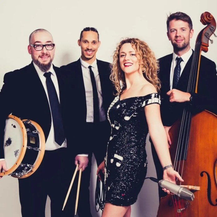 Nouveau Lounge are one of Encore's most popular jazz bands