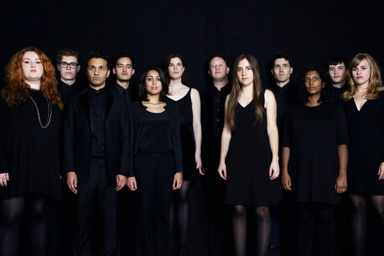 London Contemporary Voices - available on Encore