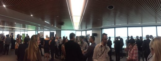 NZ Hitech Awards Finalist event in Auckland