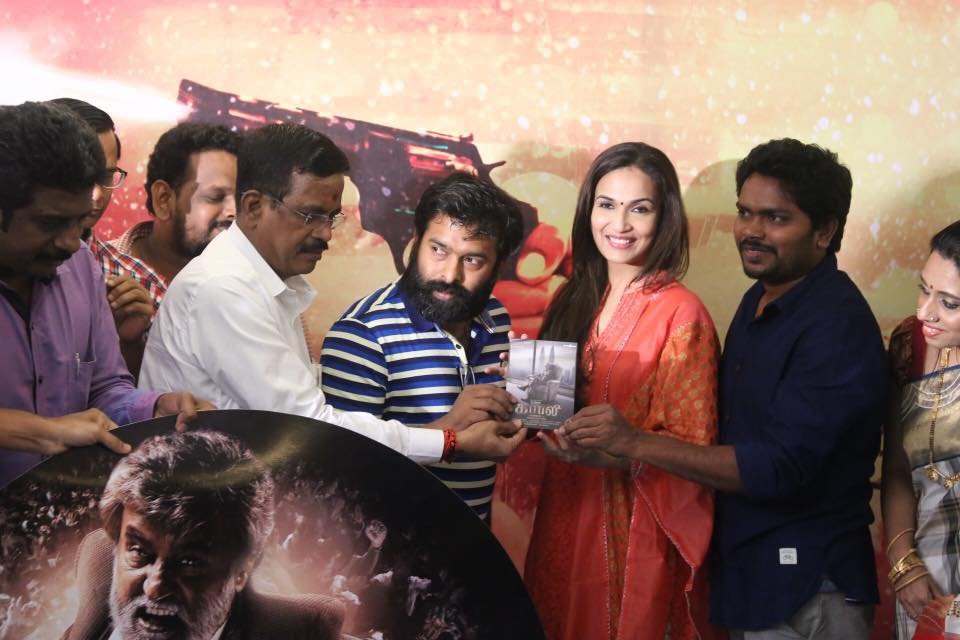 Rajini Kabali Audio_Launch Stills