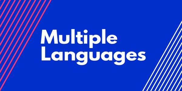 Bots in the language of your choice!