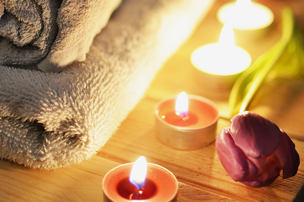 Add to your honeymoon bliss by having a couples massage.