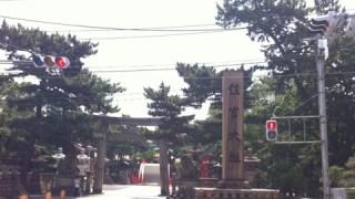 神社ツアー!