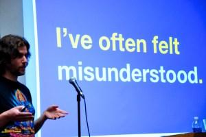 Misunderstood by Raffi Asdourian
