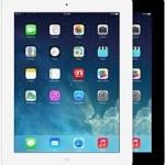 【iPad】 iPad 4 Retinaモデルを買ったぞ!