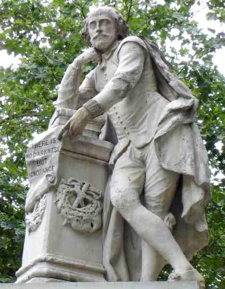 William_Shakespeare_Statue